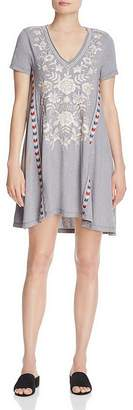 Johnny Was Zoe Embroidered Dress $156 thestylecure.com