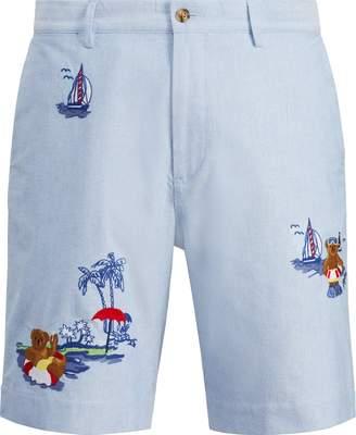 Ralph Lauren Classic Fit Cotton Short