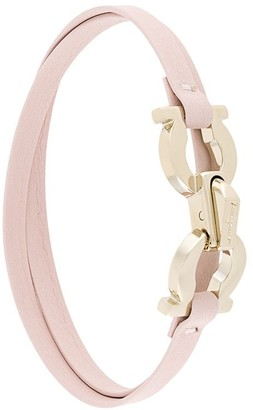 Salvatore Ferragamo Gancio bracelet