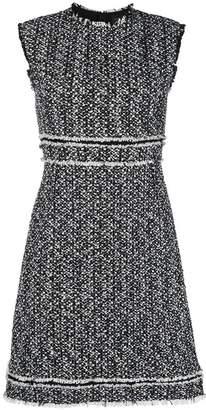 Giambattista Valli embroidered sleeveless dress