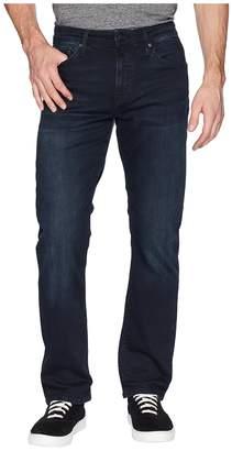 Mavi Jeans Matt Mid-Rise Relaxed Straight Leg in Ink Brushed Williamsburg Men's Jeans