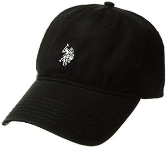 U.S. Polo Assn. Women's Washed Baseball Cap