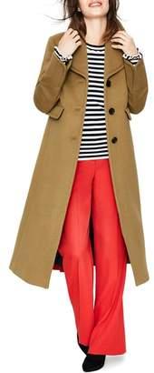 Boden Farleigh Long Colorblock Coat