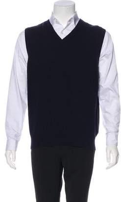Pierre Balmain Cashmere Sweater Vest