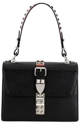 Prada Elektra Top Handle Front-Flap Bag w/ Removable Crossbody Strap
