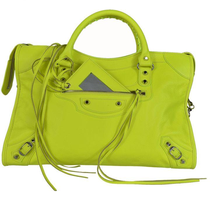 Balenciaga Balenciaga Classic Mini City Shoulder Bag