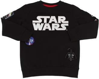 Star Wars Embroidered Cotton Sweatshirt