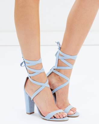 Spurr ICONIC EXCLUSIVE - Roman Lace-Up Heels