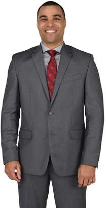 Dockers Big & Tall Modern-Fit Stretch Gray Suit Jacket