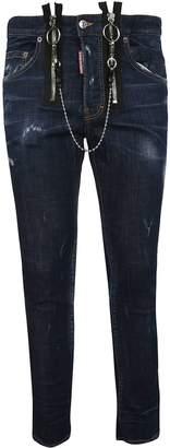 DSQUARED2 Skinny Skater Jeans