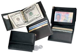 Royce New York Men Money Clip Wallet