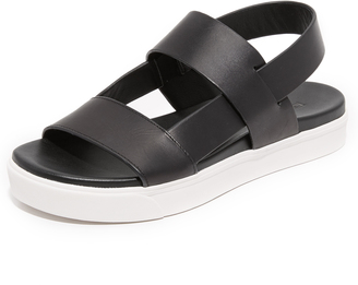 DKNY Brodie Sandals $150 thestylecure.com