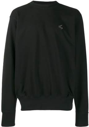 Vivienne Westwood embroidered logo jumper