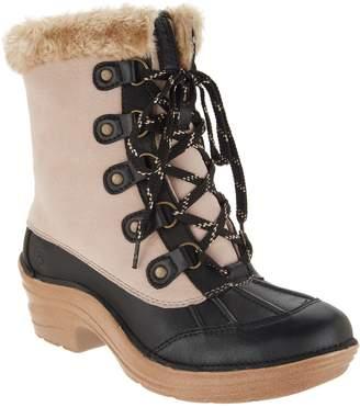 Bionica Faux fur Lined Boot - Rosemount