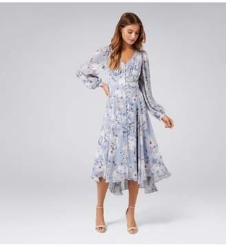Ever New Melissa Button Through Midi Dress
