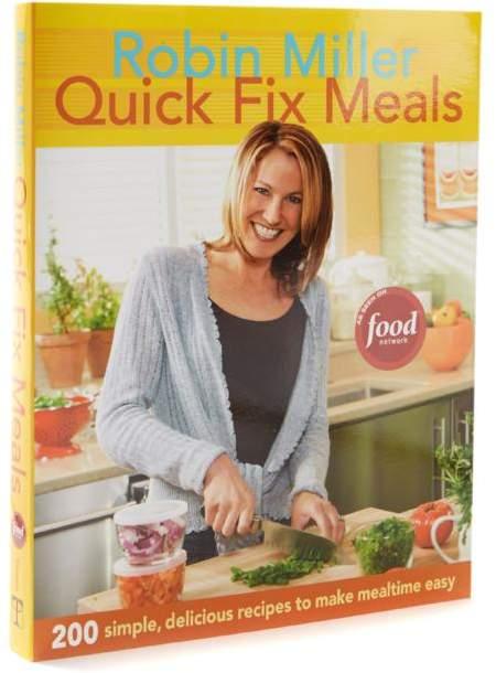Cookbooks Robin Miller