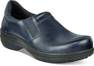 Easy Street Shoes Easy Works By Women's Bind Slip Resistant Clogs Women's Shoes