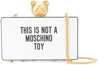 Moschino Toy clutch bag