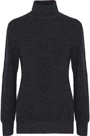 Saraje Knitted Turtleneck Sweater