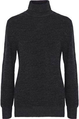 IRO Saraje Ribbed-Knit Turtleneck Sweater