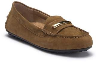 Vionic Genuine Calf Hair Ashby Loafer - Wide Width Available