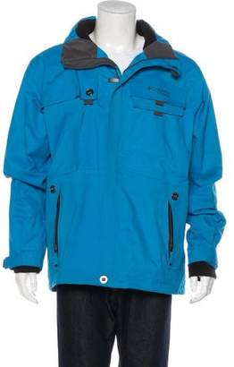 Columbia Omni-Tech Waterproof Jacket