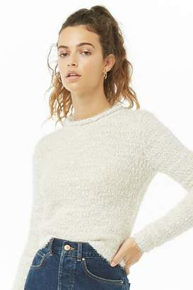 Forever 21 Boucle Knit Sweater