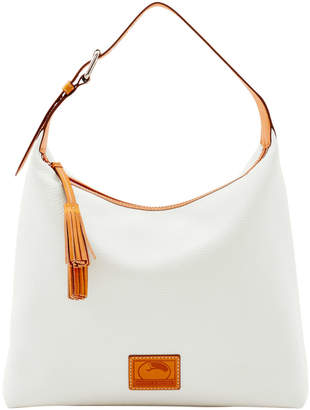 Dooney & Bourke Patterson Leather Large Paige Sac