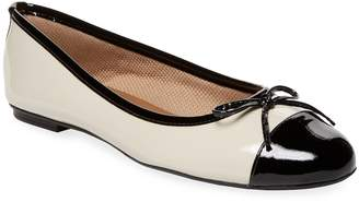 French Sole Women's Kahlo Ballet Flat