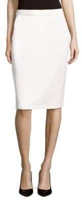 St. John Knitted Pencil Skirt