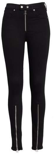 Isabel High Waist Skinny Jeans