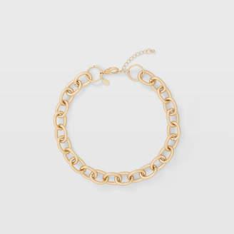 Club Monaco Matte Chain Necklace