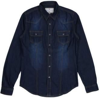 Philipp Plein Denim shirts - Item 42668095VH