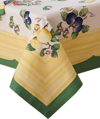 Villeroy & Boch French Garden 68 X 96 Table Cloth