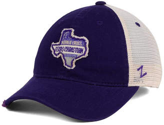 Zephyr Tcu Horned Frogs Roadtrip Patch Mesh Cap