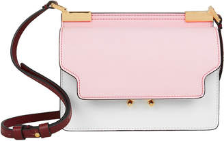 Marni Trunk Colorblocked Slim Shoulder Bag