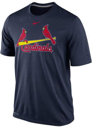 Nike Men's St. Louis Cardinals Legend Wordmark T-Shirt $30 thestylecure.com