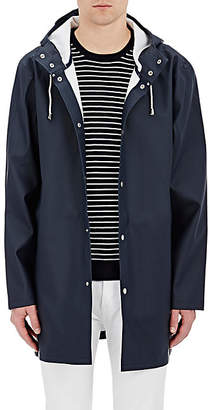 Stutterheim Raincoats Men's Stockholm Raincoat - Navy