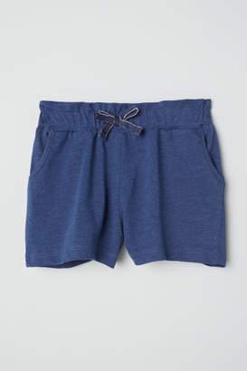 H&M Jersey Shorts - Blue