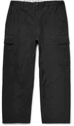 Junya Watanabe Canvas Cargo Trousers