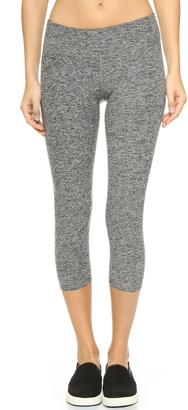 Beyond Yoga Space Dye Capri Leggings $77 thestylecure.com