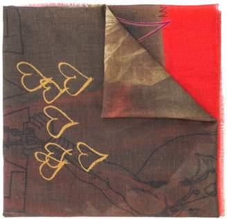 Vivienne Westwood Andreas Kronthaler For Slave scarf