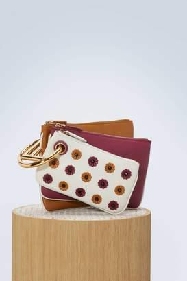 Fendi Triplette wallets