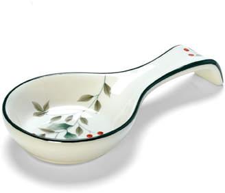 Pfaltzgraff Winterberry Spoon Rest