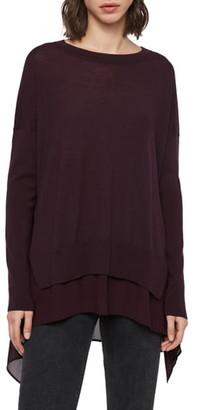 AllSaints Libby Crewneck Sweater