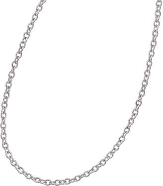 "Persona PersonaPhi Rolo Chain Necklace, Lobster Clasp, 16"" - 18"""
