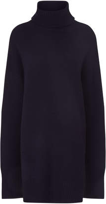 Joseph Roll Neck Soft Wool Knit