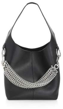 Alexander Wang Mini Genesis Leather Hobo Bag