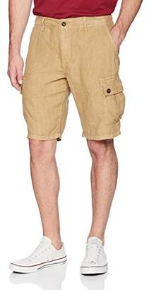 Lucky Brand Men's Linen Cargo Short