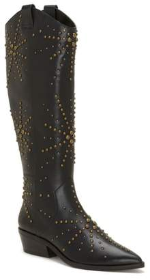 1 STATE 1.STATE Sabylla Studded Western Boot